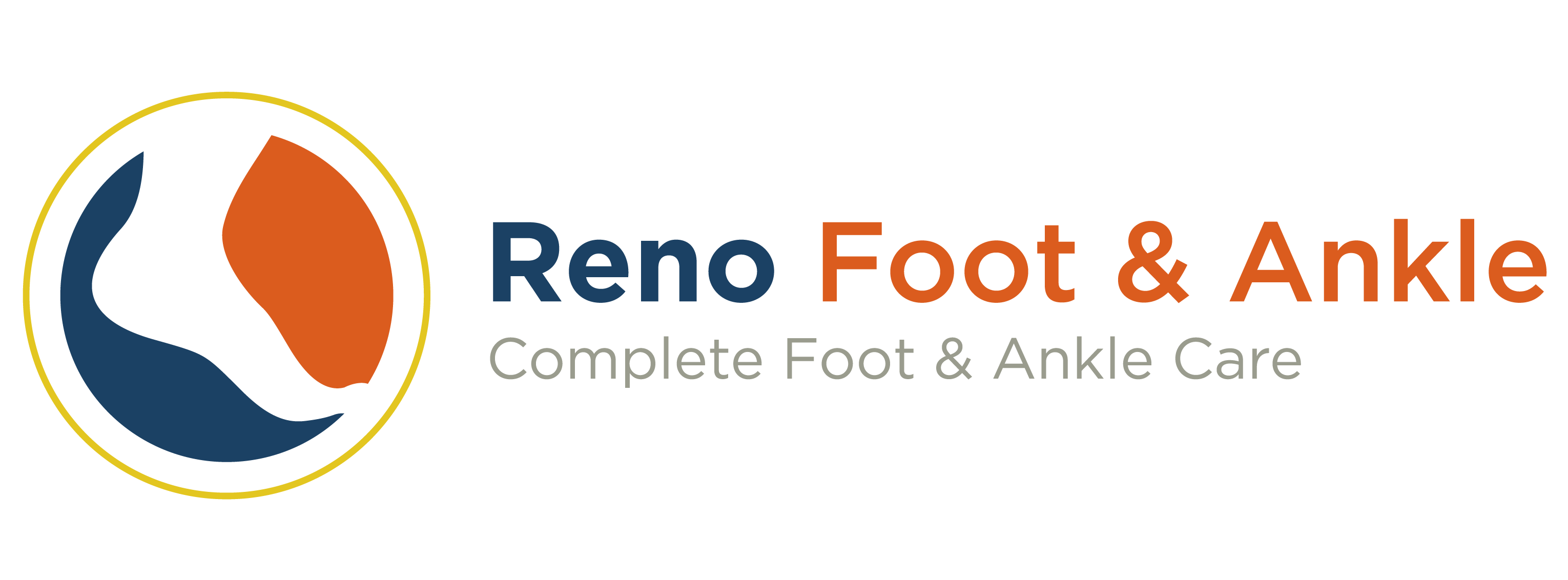 Reno Foot and Ankle Logo